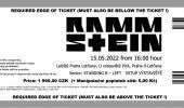Rammstein - European Stadium Tour 2022 - Prag/Airport Letnany