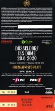 Die Toten Hosen - Alles ohne Strom - Düsseldorf/ISS-Dome