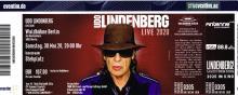 Udo Lindenberg - Live 2020 - Berlin/Waldbühne